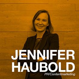 Jennifer Haubold
