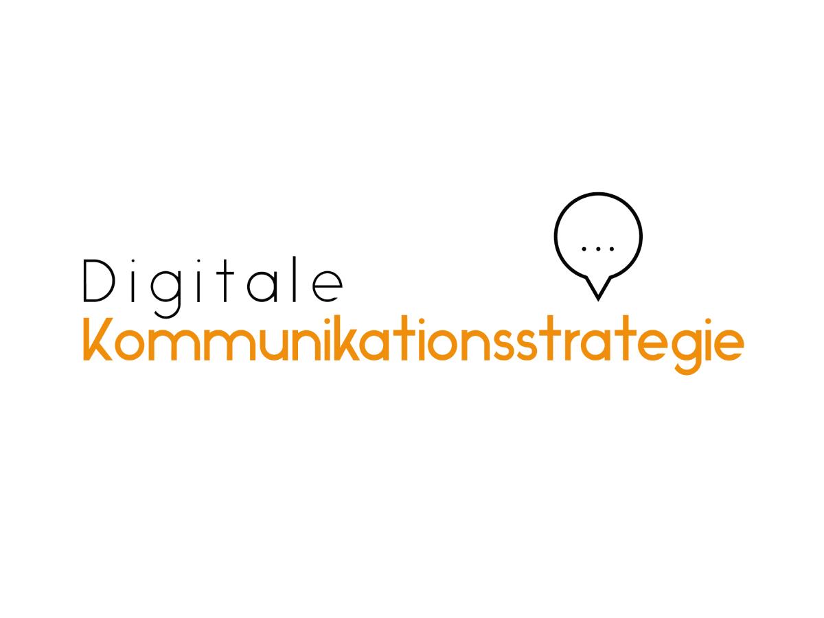 Digitale Kommunikationsstrategie