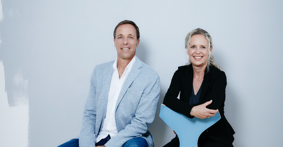 Jochen Ansel und Katrin Möllers