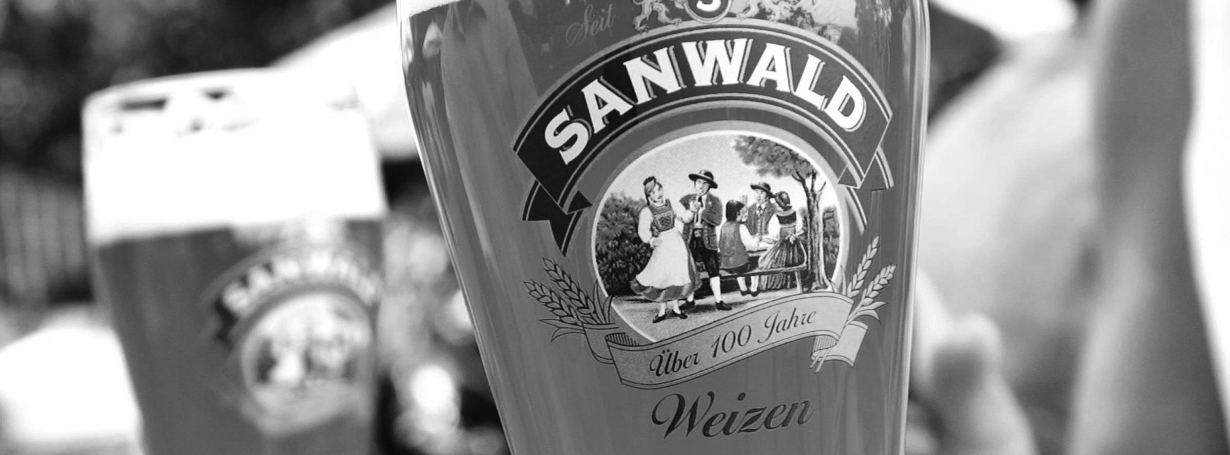 Sanwald Weizenbier