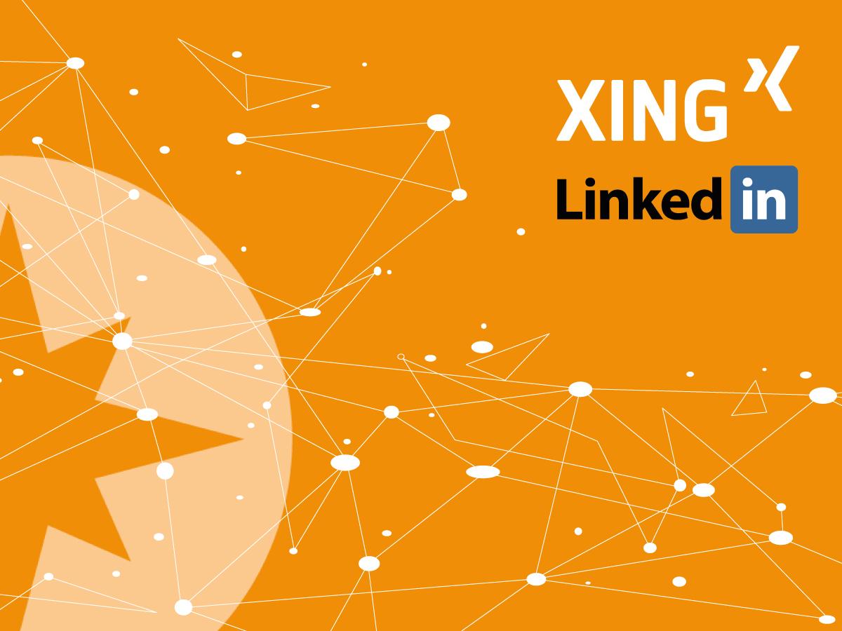 Xing und LinkedIn