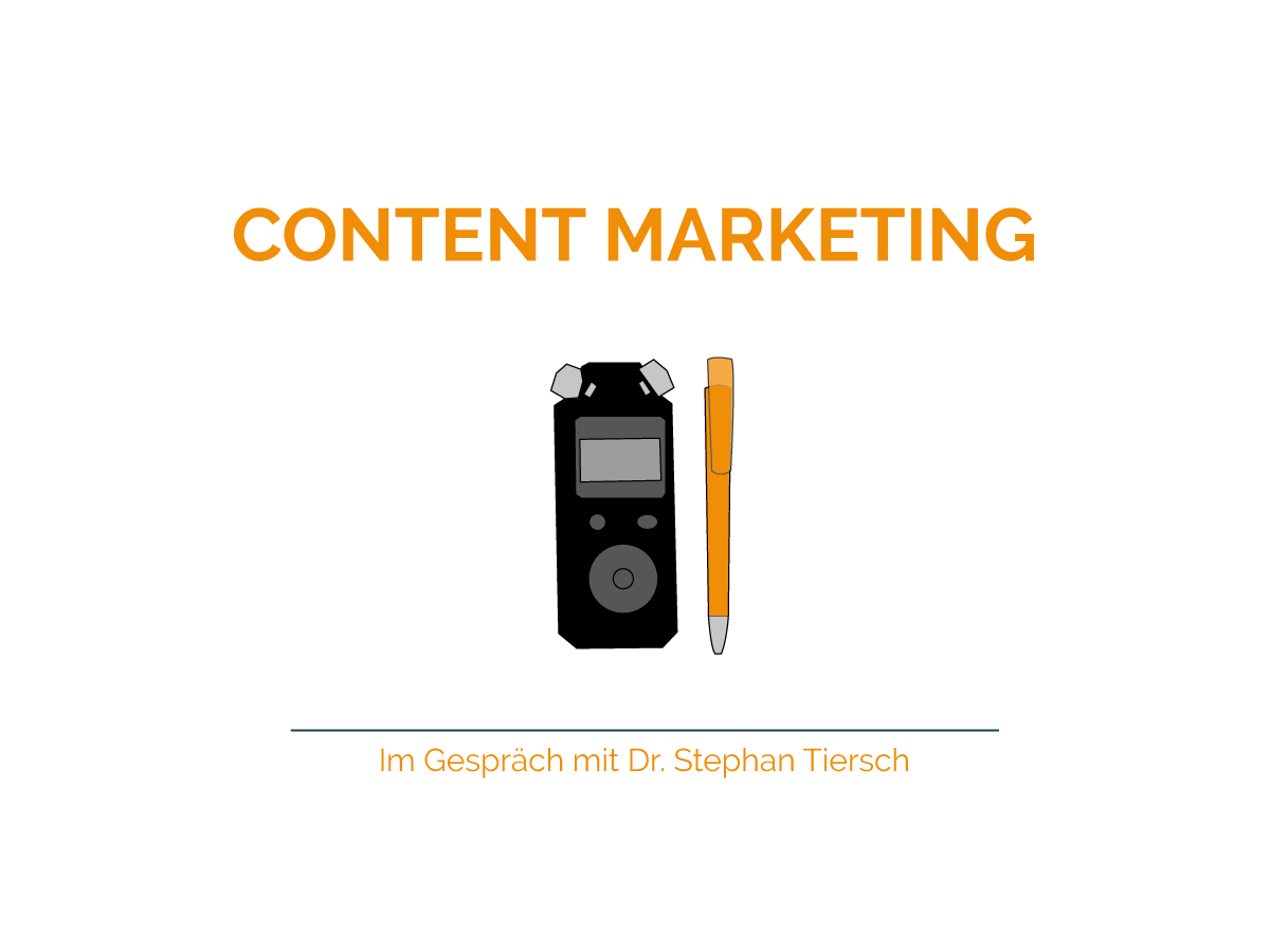 Content Mrketing Interview Tiersch