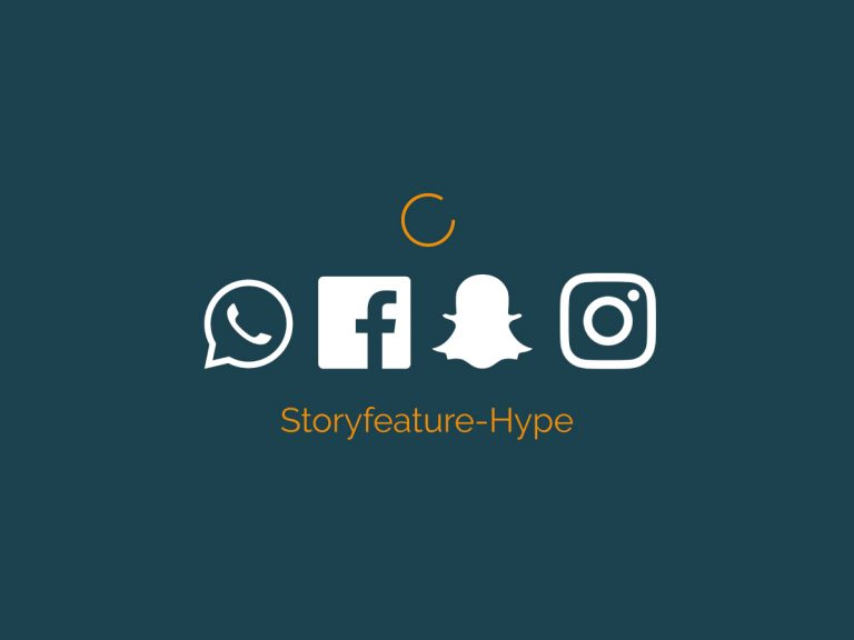 Storyfeature Hype