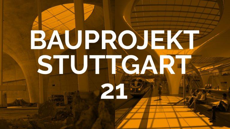 Bauprojekt Stuttgart 21 - Kelchstützen