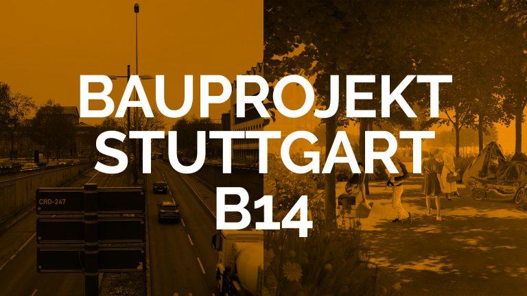 Unser Videoprojekt zum Bauprojekt B14 für den AED e.V. Stuttgart