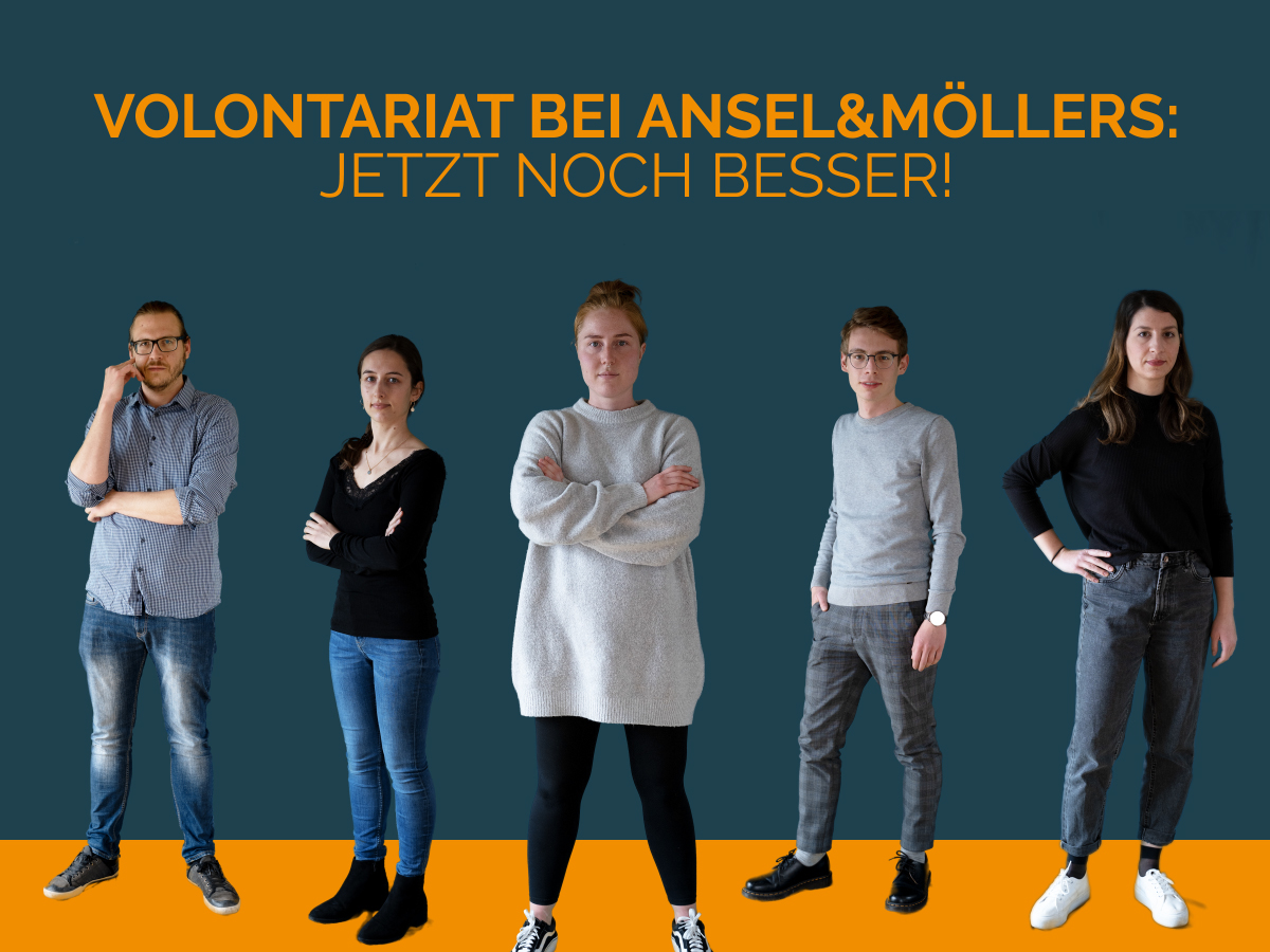 Volontariat bei Ansel & Möllers